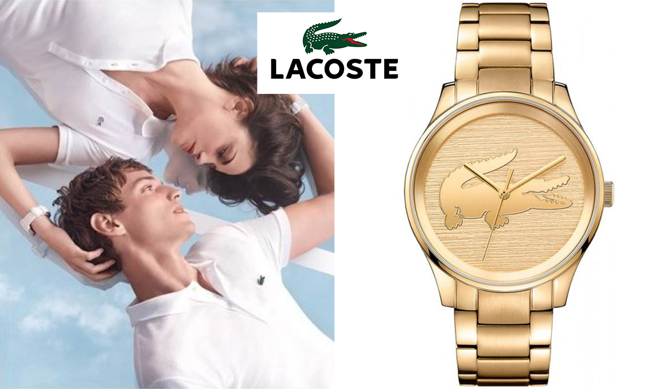LACOSTE WATCHES